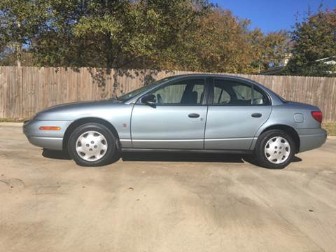 2001 Saturn S-Series for sale at H3 Auto Group in Huntsville TX