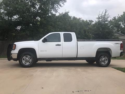 2011 GMC Sierra 2500HD for sale at H3 Auto Group in Huntsville TX