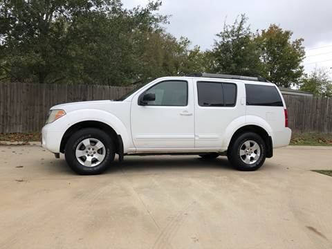 2007 Nissan Pathfinder for sale at H3 Auto Group in Huntsville TX