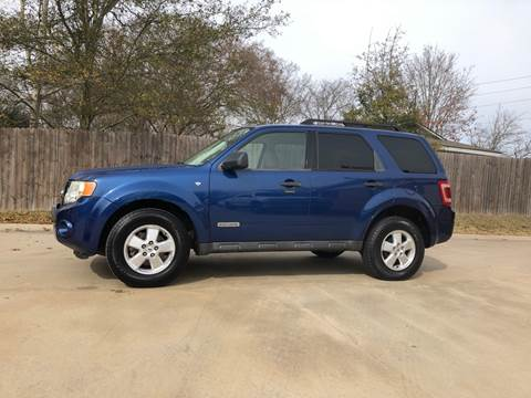 2008 Ford Escape for sale at H3 Auto Group in Huntsville TX