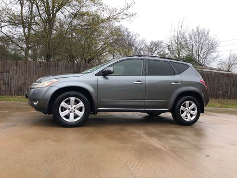 2007 Nissan Murano for sale at H3 Auto Group in Huntsville TX