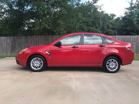 2008 Ford Focus for sale at H3 Auto Group in Huntsville TX