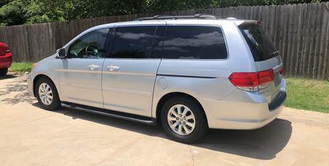 2010 Honda Odyssey for sale at H3 Auto Group in Huntsville TX