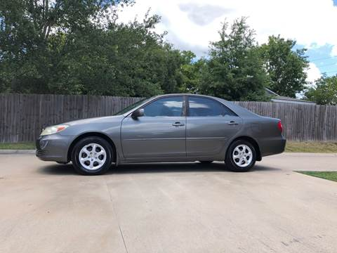 2002 Toyota Camry for sale at H3 Auto Group in Huntsville TX