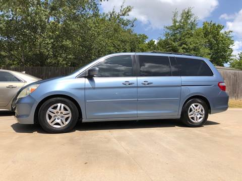 2007 Honda Odyssey for sale at H3 Auto Group in Huntsville TX