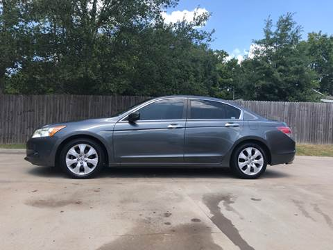 2008 Honda Accord for sale at H3 Auto Group in Huntsville TX