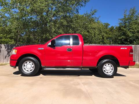 2005 Ford F-150 for sale at H3 Auto Group in Huntsville TX