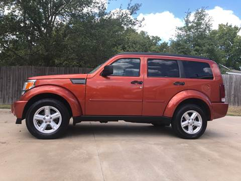 2007 Dodge Nitro for sale at H3 Auto Group in Huntsville TX