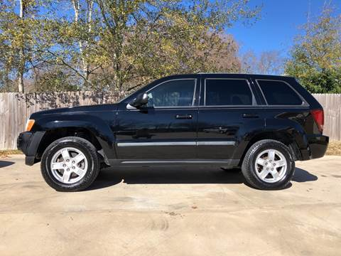 2007 Jeep Grand Cherokee for sale at H3 Auto Group in Huntsville TX