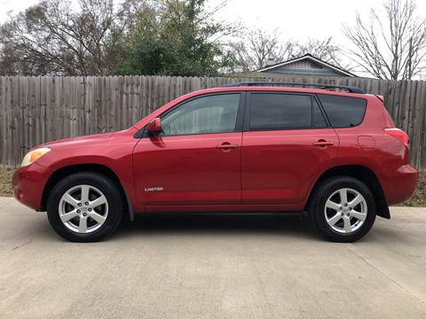 2007 Toyota RAV4 for sale at H3 Auto Group in Huntsville TX