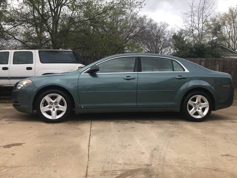 2009 Chevrolet Malibu for sale at H3 Auto Group in Huntsville TX
