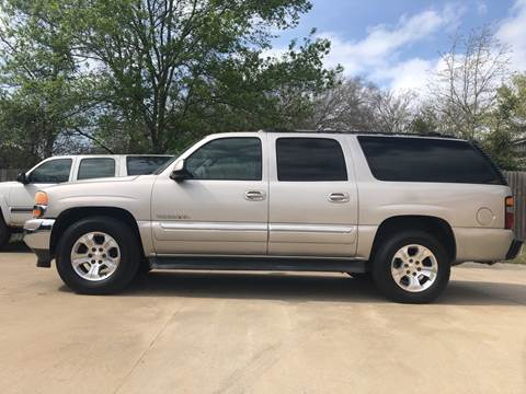 2005 GMC Yukon XL for sale at H3 Auto Group in Huntsville TX