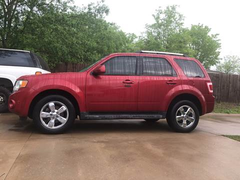 2010 Ford Escape for sale at H3 Auto Group in Huntsville TX