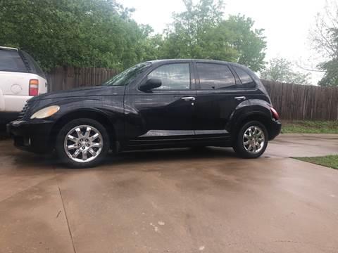 2008 Chrysler PT Cruiser for sale at H3 Auto Group in Huntsville TX