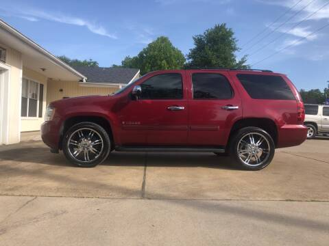 2007 Chevrolet Tahoe for sale at H3 Auto Group in Huntsville TX