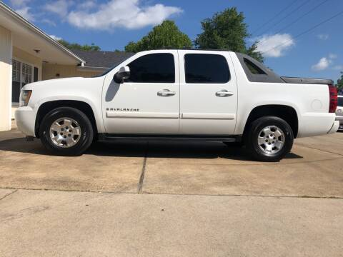 2008 Chevrolet Avalanche for sale at H3 Auto Group in Huntsville TX