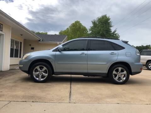 2004 Lexus RX 330 for sale at H3 Auto Group in Huntsville TX