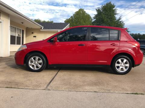 2009 Nissan Versa for sale at H3 Auto Group in Huntsville TX