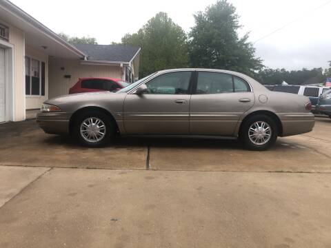 2003 Buick LeSabre for sale at H3 Auto Group in Huntsville TX