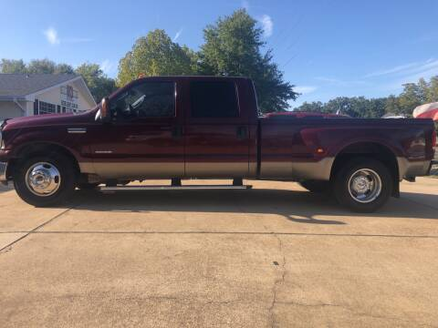 2005 Ford F-350 Super Duty for sale at H3 Auto Group in Huntsville TX