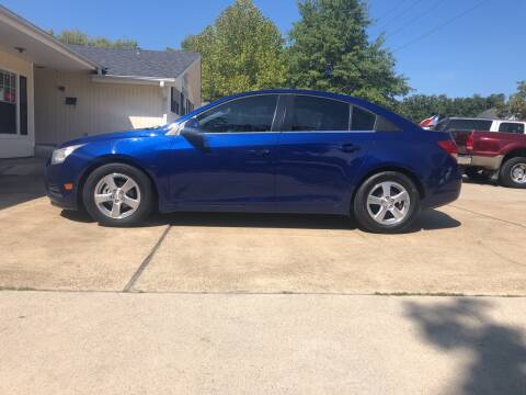 2012 Chevrolet Cruze for sale at H3 Auto Group in Huntsville TX