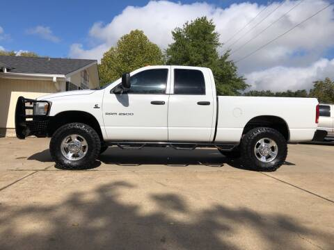 2006 Dodge Ram Pickup 2500 for sale at H3 Auto Group in Huntsville TX