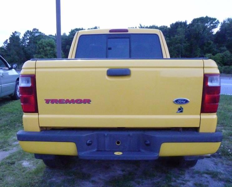 2002 Ford Ranger 4dr SuperCab Tremor Plus 2WD SB - Havelock NC