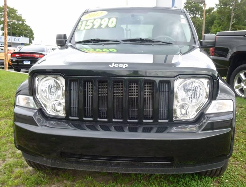 2012 Jeep Liberty 4x4 Latitude 4dr SUV - Havelock NC