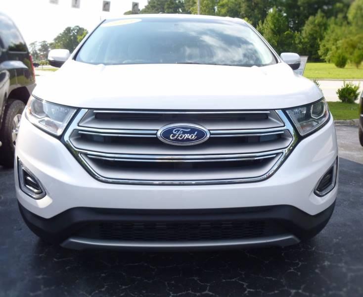 2015 Ford Edge Titanium 4dr Crossover - Havelock NC