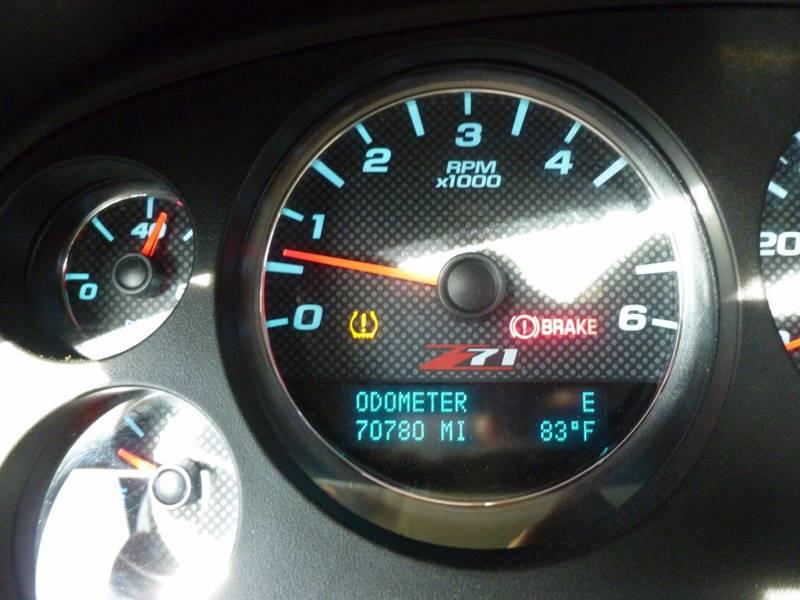 2012 Chevrolet Silverado 1500 4x4 LTZ 4dr Crew Cab 5.8 ft. SB - Havelock NC