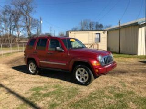 2005 Jeep Liberty for sale in Bessemer, AL