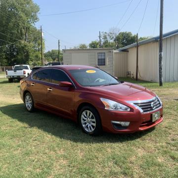 2014 Nissan Altima for sale in Bessemer, AL
