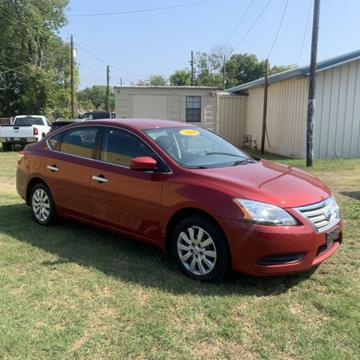 2014 Nissan Sentra for sale in Bessemer, AL