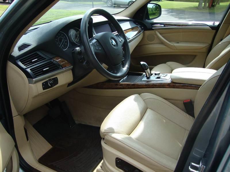 Bmw X I AWD Dr SUV In Merrill WI G And G AUTO SALES - 2007 bmw x5 4 8i for sale