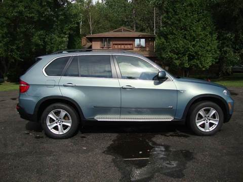 2007 BMW X5 for sale at G and G AUTO SALES in Merrill WI