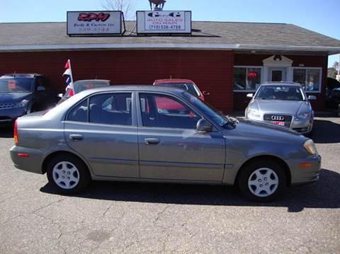 2004 Hyundai Accent for sale in Merrill, WI