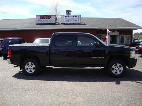 2007 Chevrolet Silverado 1500 for sale in Merrill, WI