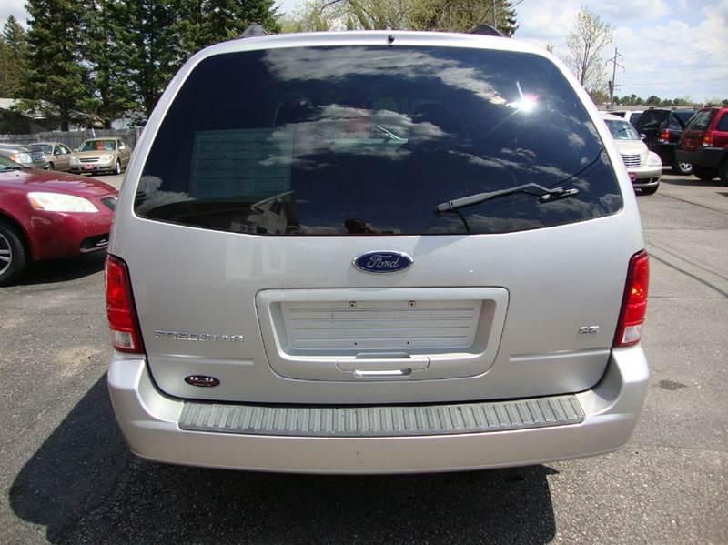 Ford Freestar SE Dr Mini Van In Merrill WI G And G AUTO SALES - 2006 freestar