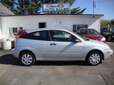 2007 Ford Focus for sale in Merrill, WI