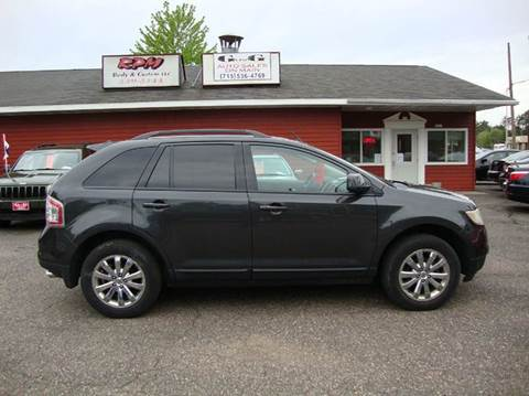 2007 Ford Edge for sale in Merrill, WI