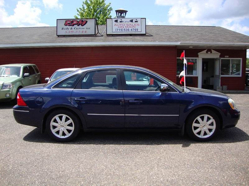 2006 ford five hundred limited awd 4dr sedan in merrill wi - g and g