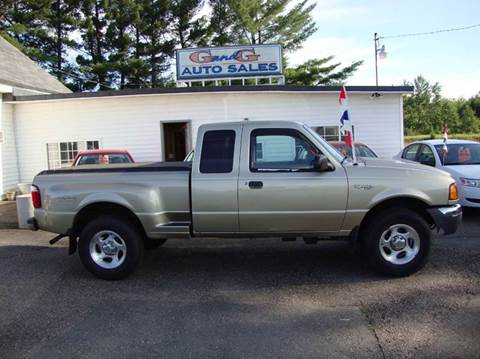 2001 Ford Ranger for sale in Merrill, WI
