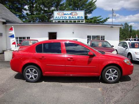 2010 Chevrolet Cobalt for sale in Merrill, WI