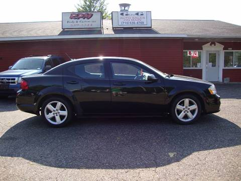 2013 Dodge Avenger for sale in Merrill, WI