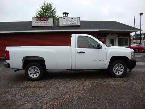 2010 Chevrolet Silverado 1500 for sale in Merrill, WI