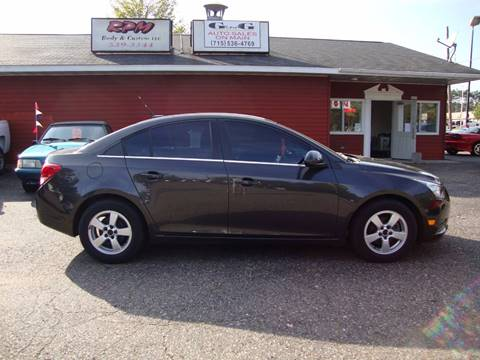 2014 Chevrolet Cruze for sale in Merrill, WI