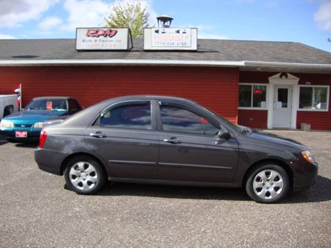 2006 Kia Spectra for sale in Merrill, WI