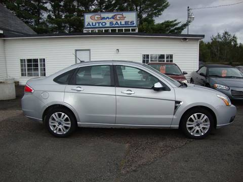 2008 Ford Focus for sale in Merrill, WI