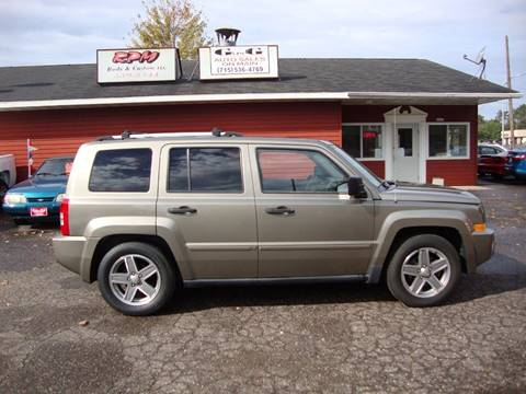 2007 Jeep Patriot for sale in Merrill, WI