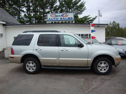 2005 Mercury Mountaineer for sale in Merrill, WI